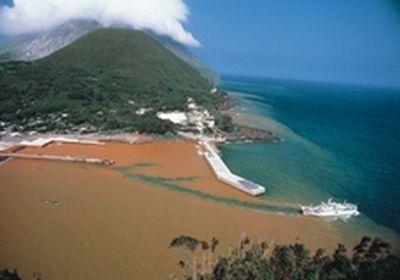 サンライズ 硫黄島港