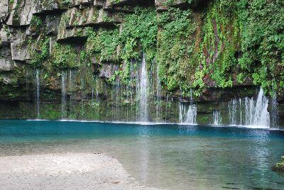 ダイブショップサンライズ 雄川の滝