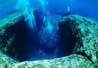 サンライズ 海底遺跡