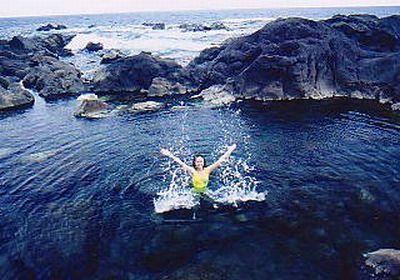 サンライズ  諏訪之瀬島作地温泉