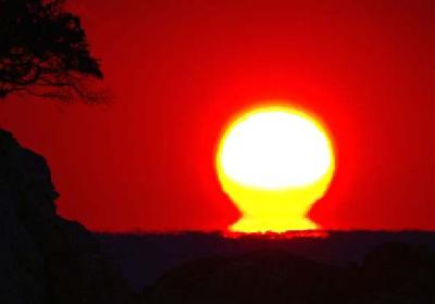 ダイブショップサンライズ 宿毛だるま夕日
