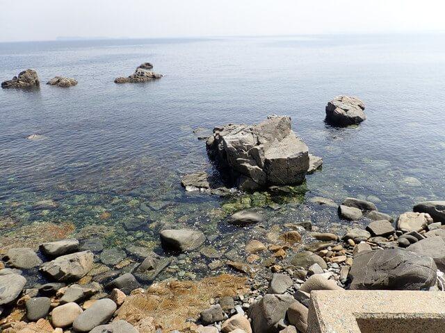 志賀島 黒瀬