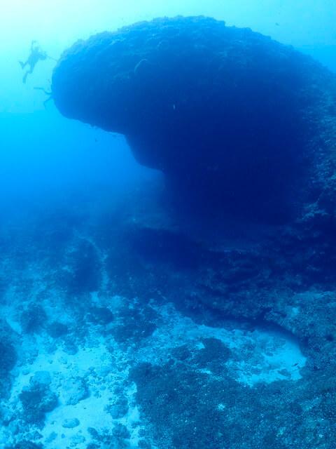 オーバーハング 宮古島