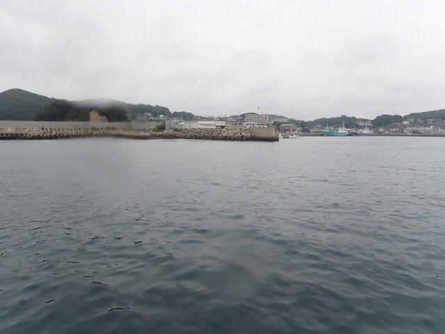 壱岐 印通寺港