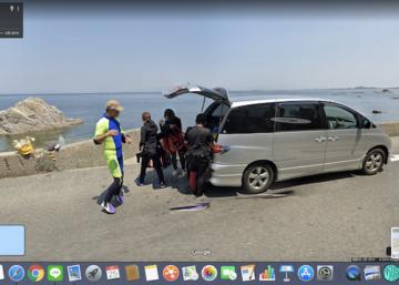 ダイブショップサンライズ GOOGLE MAP 志賀島