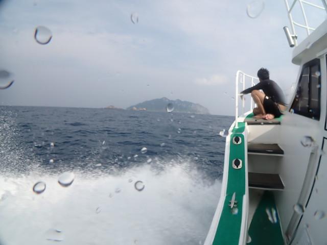 ダイブショップサンライズ 沖ノ島