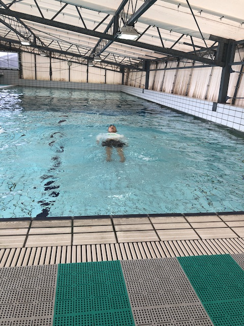 ダイブショップサンライズ 水泳