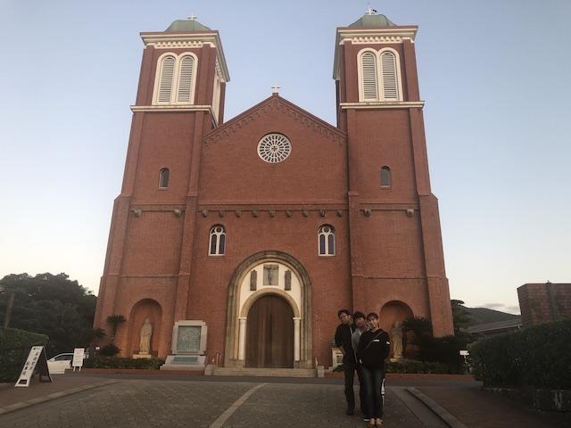 ダイブショップサンライズ 大浦教会