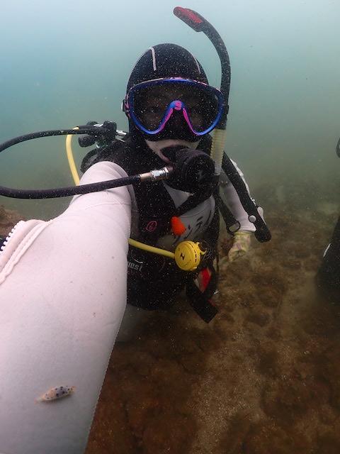 ダイブショップサンライズ 体験ダイビング