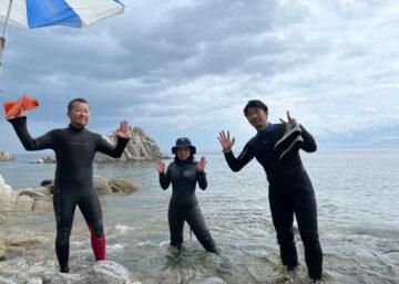 ダイブショップサンライズ 志賀島